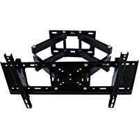 Orienttvbracket Full Motion TV Wall Mount Bracket Swivel and Tilt for most 32 to 65 Inch LED LCD OLED Plasma Flat Screen Panel with VESA up to 600x400mm and 110 lbs Loading Capacity