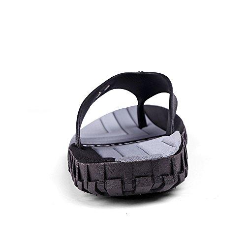 classici shoes spiaggia da da estivi Mens 2018 infradito Grigio infradito Pantaloncini uomo 6q5FwSnz