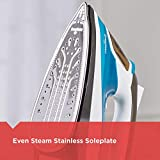 Black+Decker One Step Steam Iron with Stainless