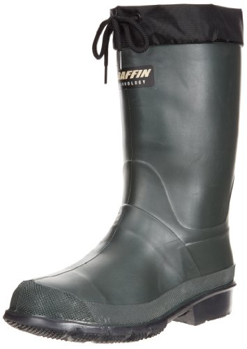 Baffin Men's Hunter Waterproof Boot - Forest/Black - 7 D(...