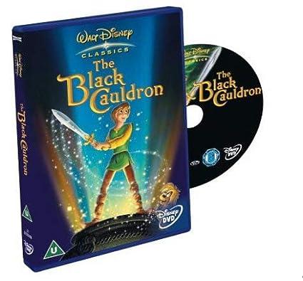 The Black Cauldron [Reino Unido] [DVD]