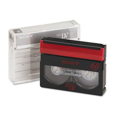 Sony DVM60PRL DVC Camcorder Video Tape
