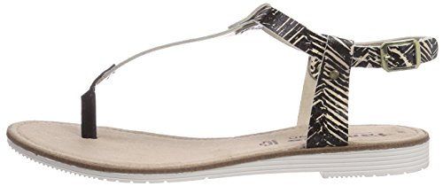 Flop Women's Mehrfarbig 162 Flip safari 28145 Sandals coloured Tamaris Multi qOR6wW