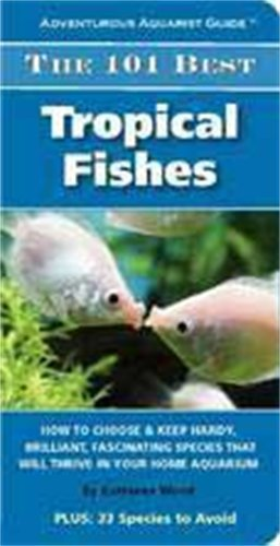 TFH Nylabone atfmc123s aventureros aquarist guía 101 mejores Peces de Agua Dulce: Amazon.es: Productos para mascotas