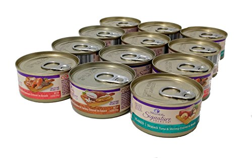 Wellness Core Signature Selects Wet Cat Food Variety Pack