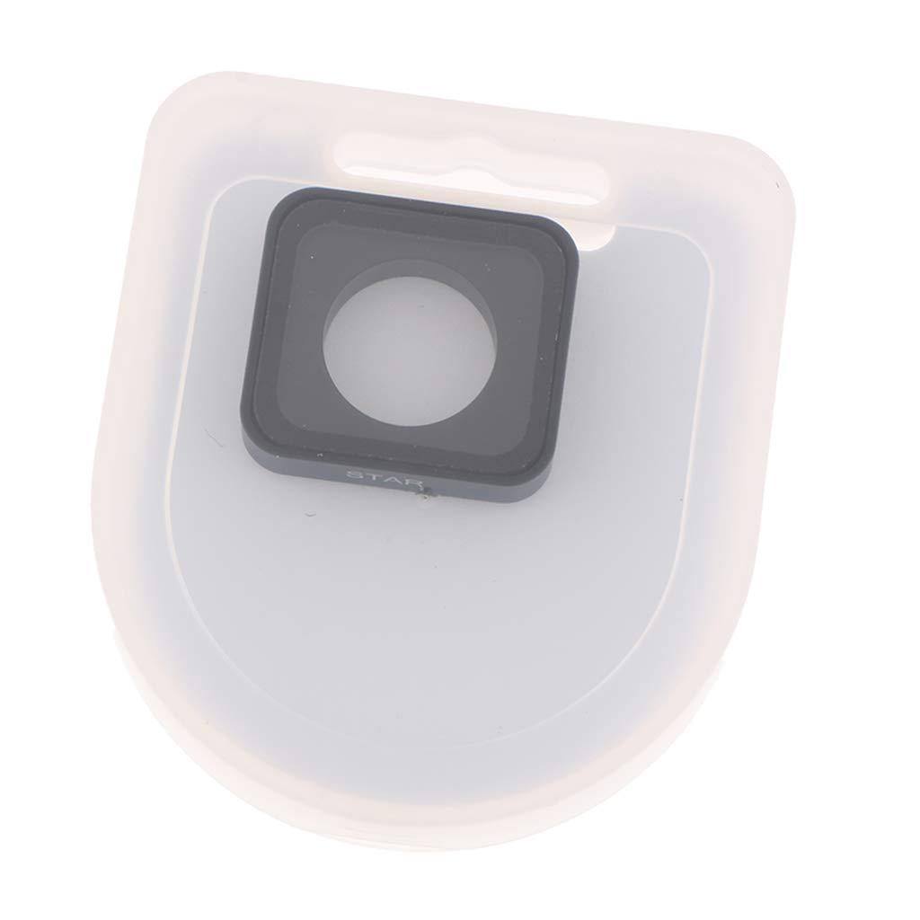ND4 perfk Filtre en Verre Optique Rev/êtu Multicouche pour GoPro Hero 7 6 5