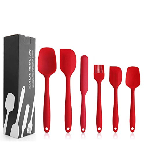Silicone Spatula Set Non Stick Heat Resistant product image