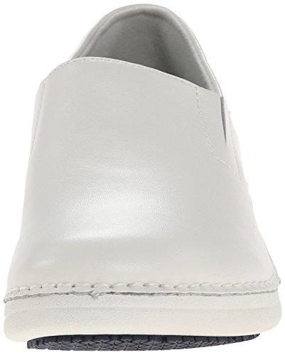 Spring Step Womens Manila Work Shoe White