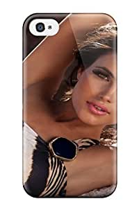 Defender Case For Iphone 4/4s, Diana Morales Women People Women Pattern by mcsharks