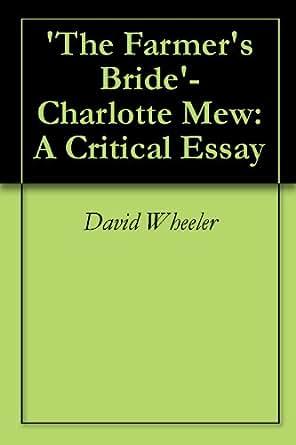 charlotte mew essay