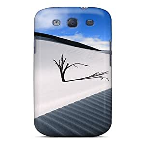 Hard Plastic Galaxy S3 Case Back Cover,hot Sand Dune Iphone Wallpaper Case At Perfect Diy