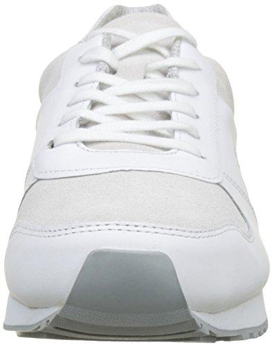 Sneaker de Wht Lacoste Men 417 3 Spm Blanc Trajet AwIaBwqg
