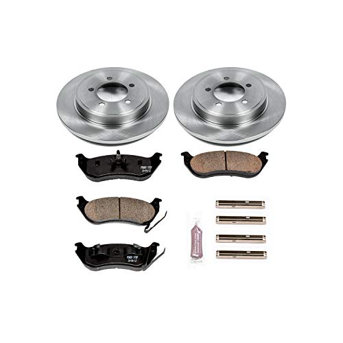 Autospecialty KOE1929 1-Click OE Replacement Brake Kit