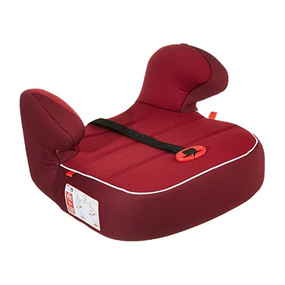 Mothercare Car Seat Dream Booster - Red