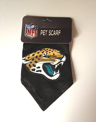 Jacksonville Jaguars Pet Dog Football Jersey Bandana M/L