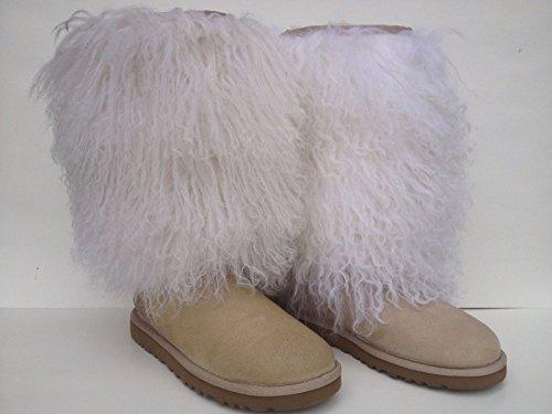 ugg-3166-australia-womens-tall-sheepskin-cuff-mongolian-sand-natural-boots-beige-size-9