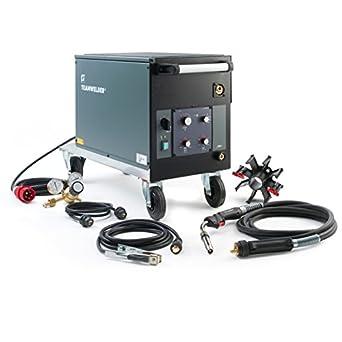 Team Welder Mig Mag Soldadura MIG 250 S - Gas sudor dispositivo: Amazon.es: Industria, empresas y ciencia