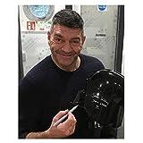 Spencer Wilding Signed Darth Vader Helmet | Star