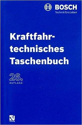 Free epub books downloader Kraftfahrtechnisches Taschenbuch PDF 3834801380