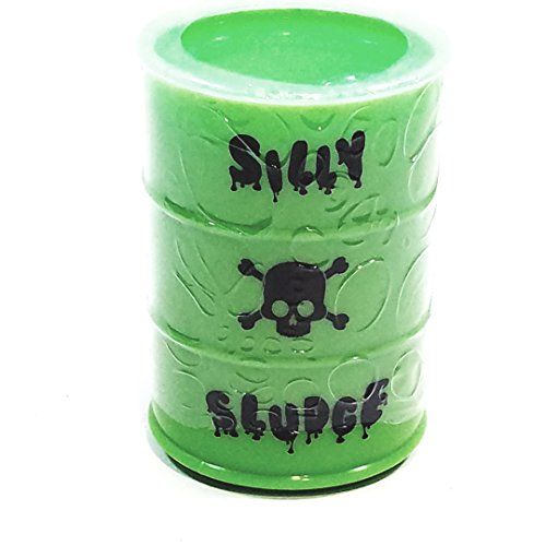- Dr Wackos Mad Lab Radioactive Green Silly Sludge/Putty Gag 105g In 3.7oz Container Of Goop