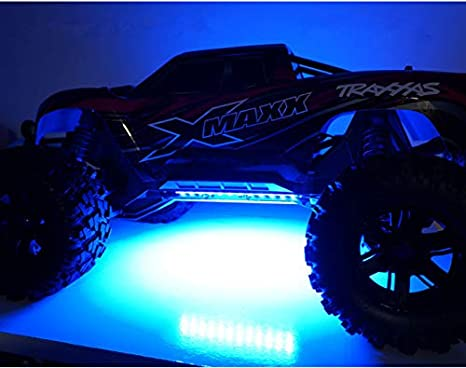 ca7a7051f2 Amazon.com  Raidenracing Blue Chassis Light LED Lighting System for ...