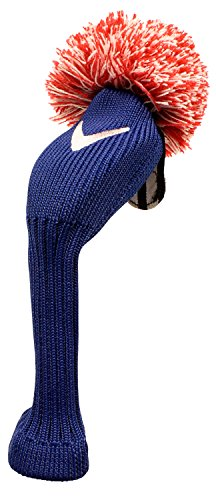 Callaway Vintage Hybrid Headcover, Blue/White/Red