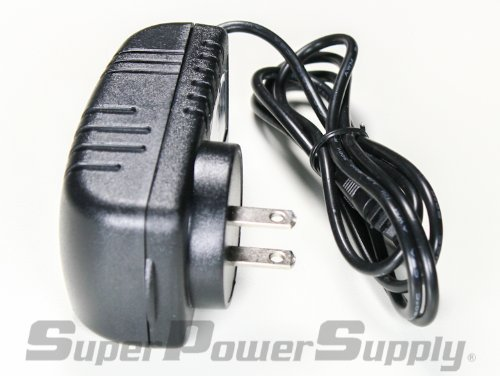 AC to DC Power Adapter 110/220VAC to 9VDC 2A 5.5mm - 1