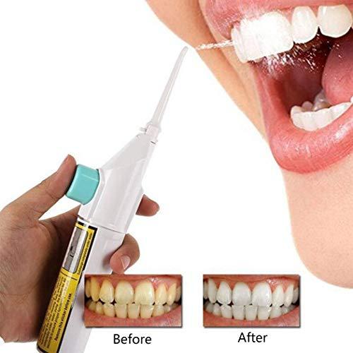Loveje Oral Hydro Irrigator Water Tooth Cleaner Flosser Water Jet Pick Dental Teeth Floss (1 PCS)