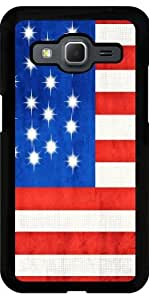 Funda para Samsung Galaxy Core Prime (SM-G360) - Bandera Estadounidense by Blooming Vine Design