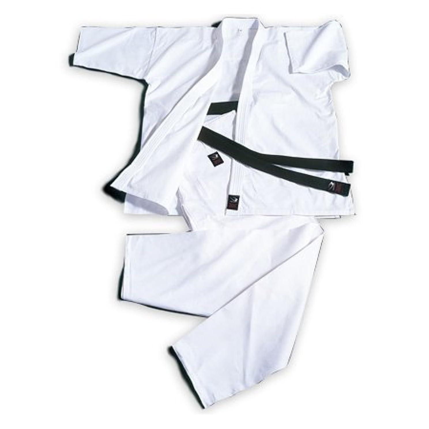 幻想的統合勤勉なISAMI(イサミ) 極真ドライTシャツ A-KW-340 白 M