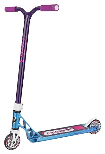 Grit Fluxx Pro Scooter (Satin Iced Blue/Purple)