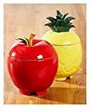 Best Fruit Fly Traps - Trenton Gifts Stoneware Fruit Fly Traps | Apple Review