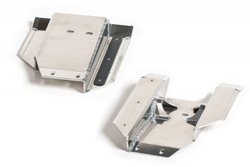 XFR - Aluminum .190 Swing Arm Skid Plate Guard Honda 250X (1987-88, 91-92) 300EX (1993-2007) XFR - Extreme Fabrication Racing