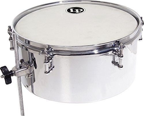 LP Drum Set Timbale 5.5X13 Chrome (Drum Set Lp Timbale)