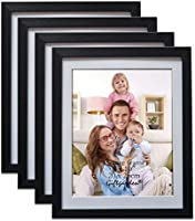 Giftgarden Multi Black Picture Frames Wall Set