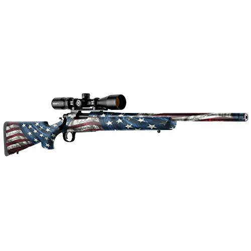 GunSkins Hunting Rifle Skin Camouflage Kit DIY Vinyl Wrap with precut Pieces (Proveil Victory)