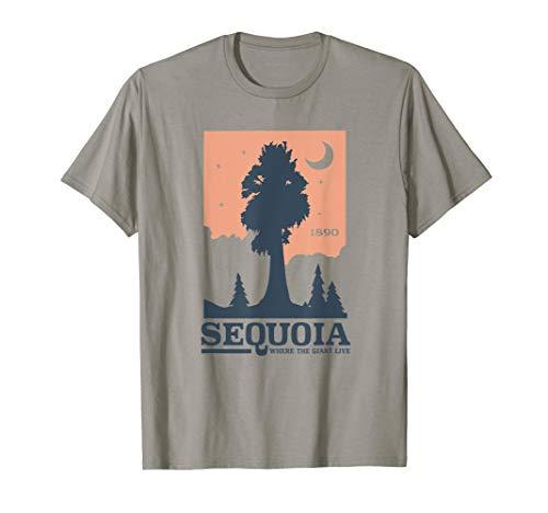 California Sequoia National Park T-Shirt