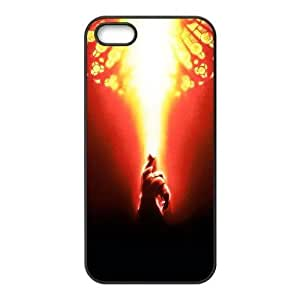 Custom for iPhone 5 5s Cell Phone Case Black The Hunchback of Notre Theme DG3165