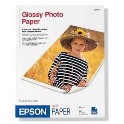 Epson America S041156 Photo Paper B size 20 pk (S041156)