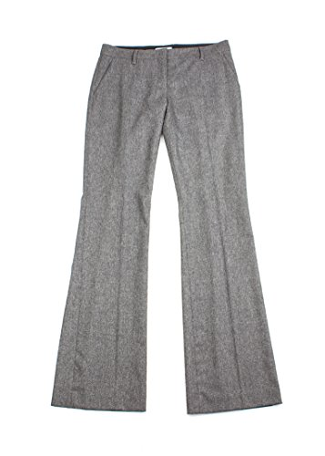 Prada Women's Virgin Wool Trouser Pants - Clothing Women Prada For