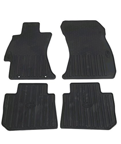 OEM-2012-2018-Subaru-All-Weather-Floor-Mats-WRX-STI-Impreza-Crosstrek-J501SVA200 OEM-2012-2018-Subaru-All-Weather-Floor-Mats-WRX-STI-Impreza-Crosstrek-J501SVA200 OEM-2012-2018-Subaru-All-Weather