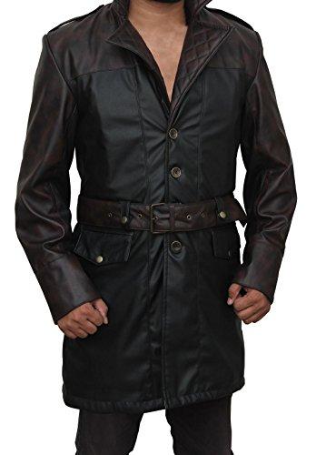 Noir Blouson marron Angeljackets Homme Multicolore Stdqw7BUw