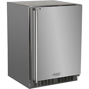 Marvel MO24RAS1 24-in Outdoor Refrigerator (MO24RAS1RS)