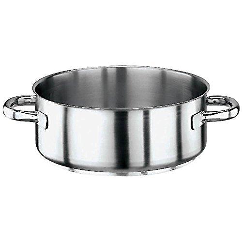 PADERNO - Casserole Pot 2 Handles Cm 60 S. 1000 S/Steel