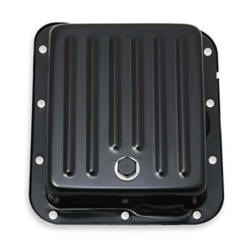 MR GASKET 9755BMRG Black Automatic Transmission Oil Pan Ford C4