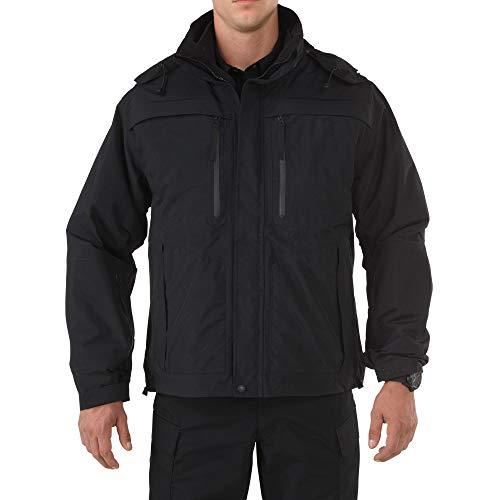 Black Duty Jacket - 6