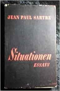 jean paul sartre essays