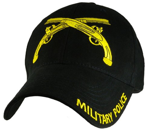 U.S. Army Military Police Crossed Pistols Cap