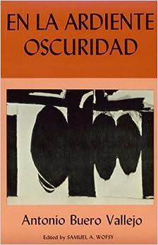 Book En la ardiente oscuridad (Spanish Edition) by Antonio Buero Vallejo (1950-01-12)