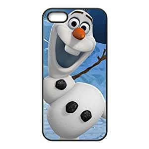 Frozen pretty practical drop-resistance Phone Case for iPhone 5S(TPU)